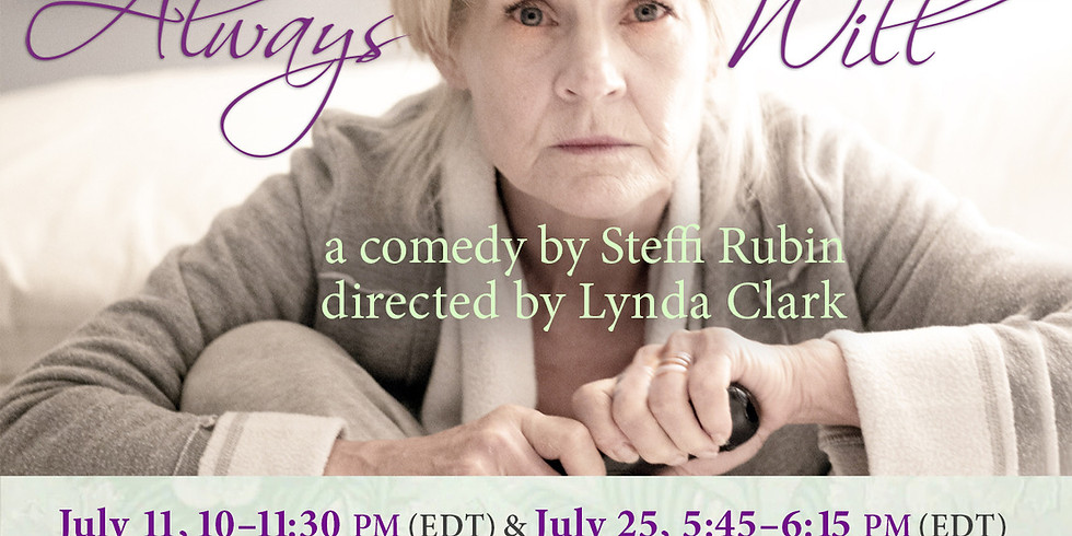 Always Will - Women's Theatre Festival - Second Reading (1)