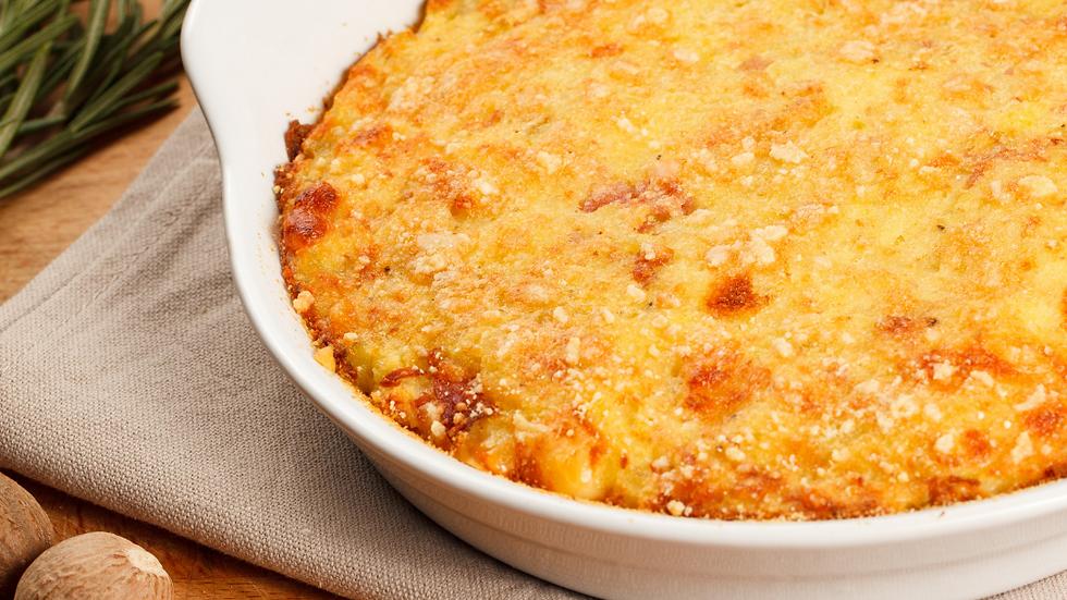 Wednesday Special - Cheese & Potato Pie