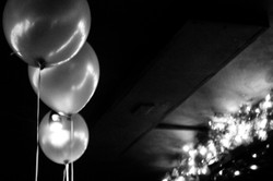 New Year's Balloons