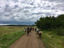 Horseback Camps