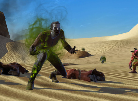 SWTOR In-Game Events for April