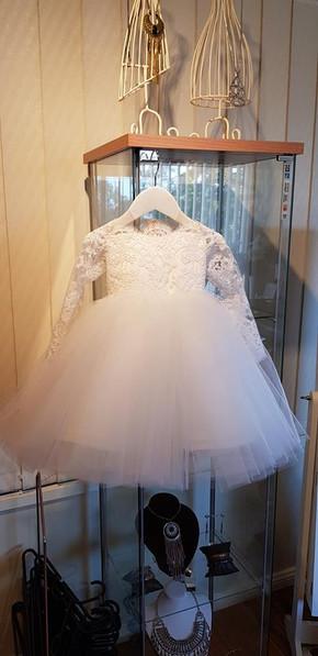 Tulle Flower Girl Dress