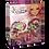 Thumbnail: XX tkaninových květin a listů