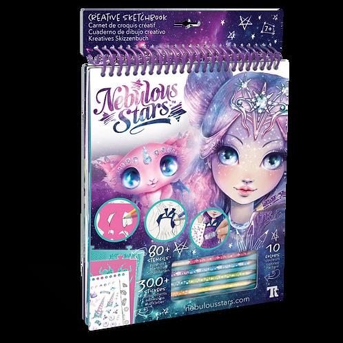 Nebulia's Creative Sketchbook
