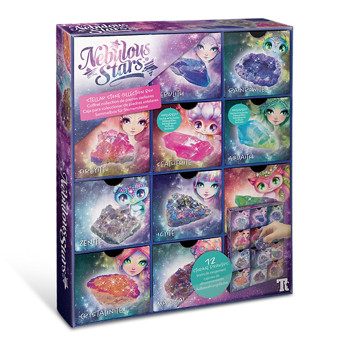 Stellar Stone Collection Box