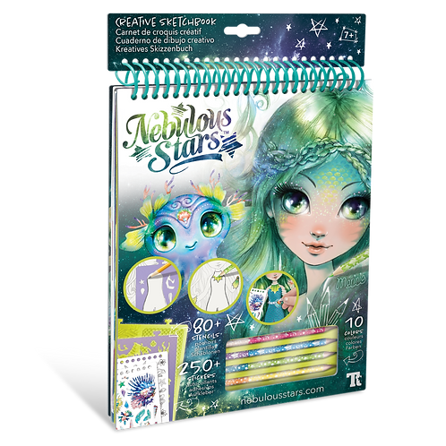 Marinia's Creative Sketchbook