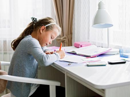 How to Create a Good Homework Space