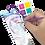 Thumbnail: Watercolor Bookmarks