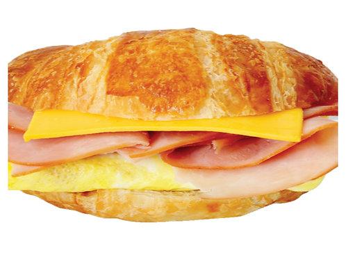 Ham, Egg, & Cheese Sandwich