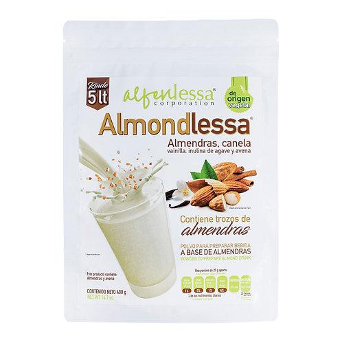 Almondlessa Bebida de almendras molidas en polvo