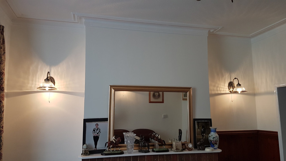 Replacement wall lights