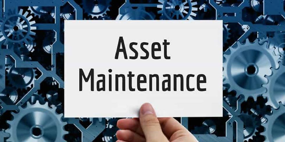 Maintenance – An Art to Preserve Assets