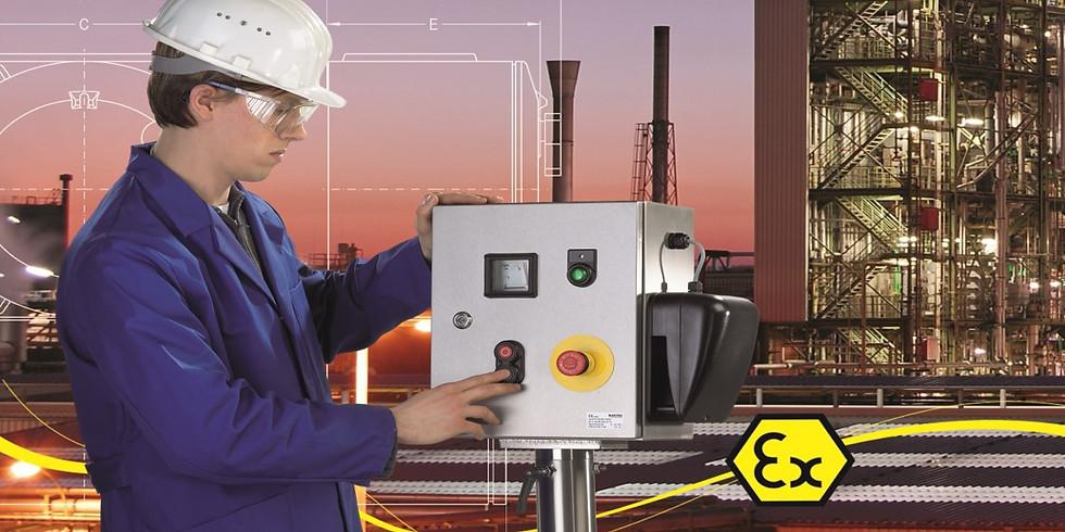 Hazardous Area Classifications and Electrical Equipment in the Hazardous Area