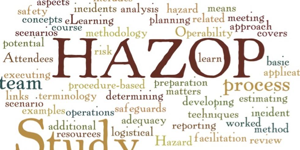 HAZOP and QRA