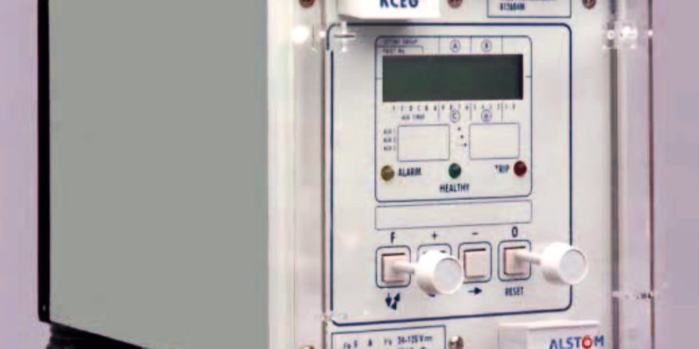 Industrial Protection with Numeral Relays