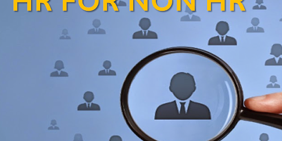 HR for Non-HR, a Paradigm Shift from Personnel Management to Human Resource Management