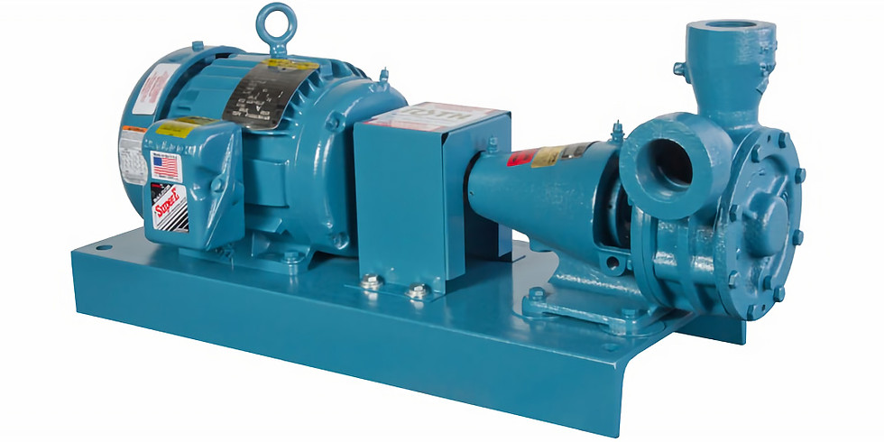 Industrial Pumps: Life-line of Industry