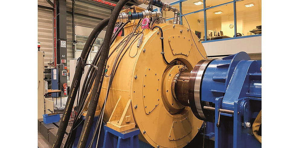 Operation, Maintenance and Condition Monitoring of Electrical Rotating Machines: HV/LV Motor/Generator