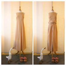 Blanco Mora, Dress Tablas, Top Recto, Pantalon Sastre