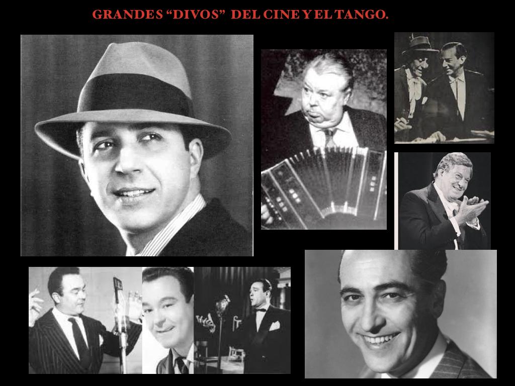 Homenaje a los Grandes del Cine y el Tango.004