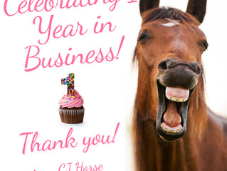 Huge thank you to all my wonderful customers! 💖 Looking forward to the next year ahead!
