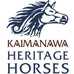 Are you saving a Kaimanawa?  If so and need a round pen - we will donate $200 to the Kaimanawa Herit