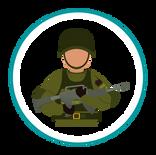 חיילים ובנות השירות לאומי