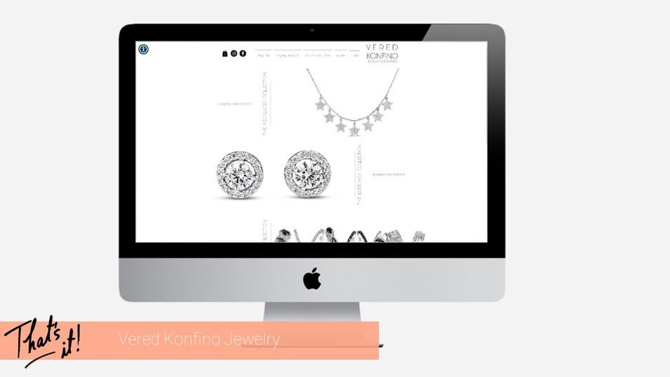 Vered Konfino - Jewelry
