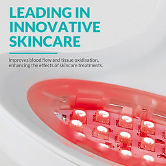 LED Facials, Lightfusion, phototherapy, non-invasive skin care