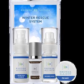 Winter Rescue System, Dry skin, Gift Cetificate, Rhonda Allison Skin Care, Kits