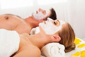 Couples Facials, Doubles Facials, spa facials, mens facials, Rhonda Allison skin care, facials spokane