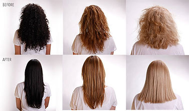 brazilian blowout before and after, smoothing treatments, brazilian blowout,