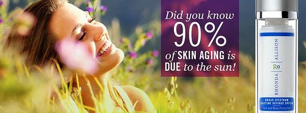 Rhonda Allison Skin Care, Natural SPF, skin care sale, SPF