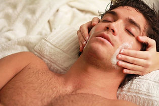 Men's Skin Care, Men's Facials, gentlemans facials, mens skin care, microdermabrasion, rhonda allison
