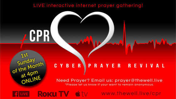 Cyber Prayer Revival Now Posted from March 3rd