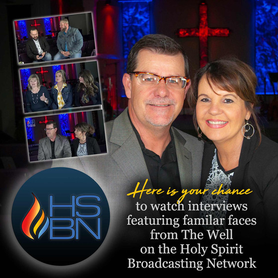 'The Well' featured on the 'Holy Spirit Broadcasting Network'