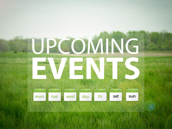 Upcoming Events and Services