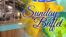 Catfish Harbor Sunday Buffet!