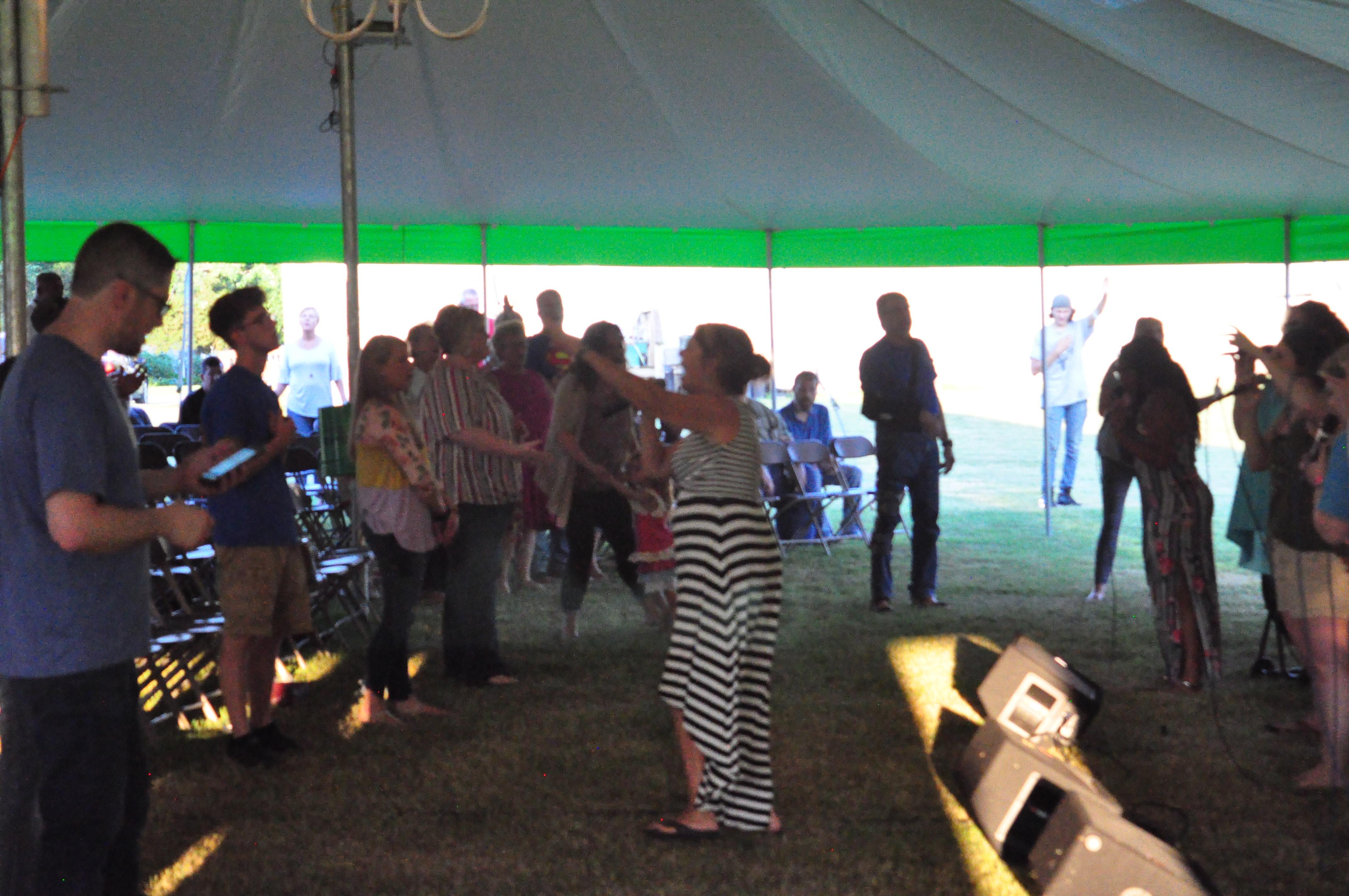 Sturgis Tent Revival