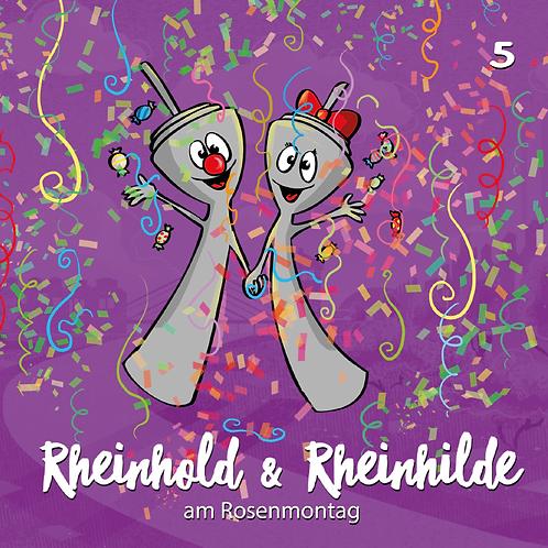 Rheinhold und Rheinhilde Band 5