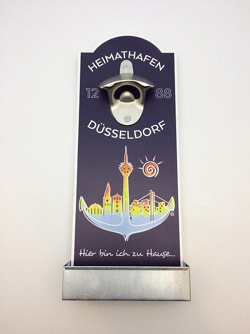 """""""Düssel"""" Wandflaschenöffner"""