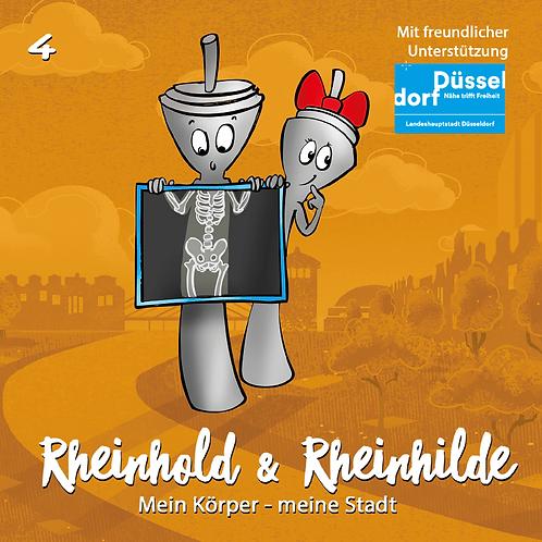 Rheinhold und Rheinhilde Band 4