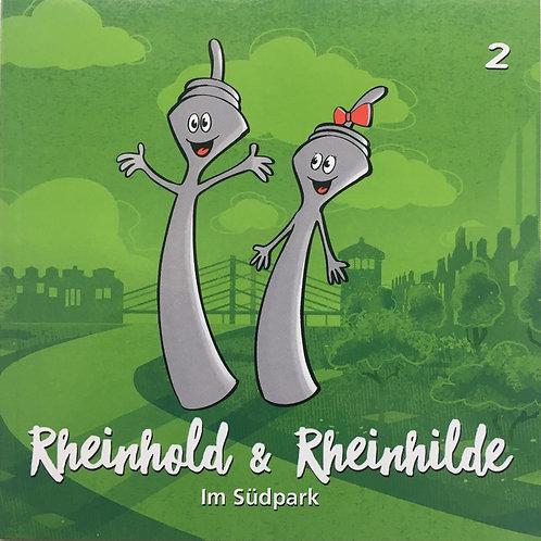 Rheinhold und Rheinhilde Band 2