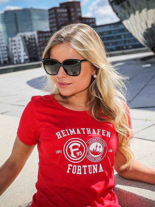 T-Shirt Heimathafen Fortuna Frauen