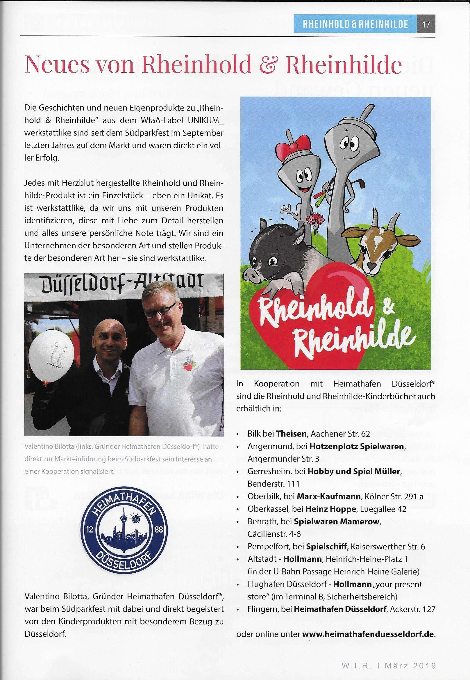Rheinhold & Rheinhilde Koop.