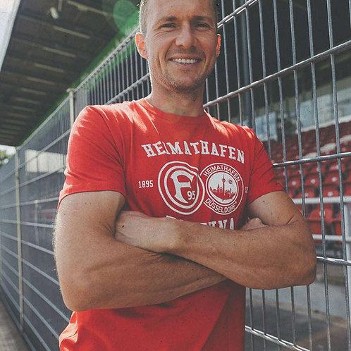 T-Shirt Heimathafen Fortuna Herren