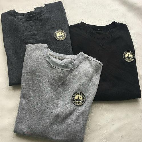 "Sweatshirt ""1288"" Light Crew"