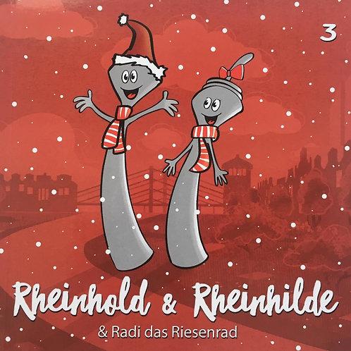 Rheinhold und Rheinhilde Band 3