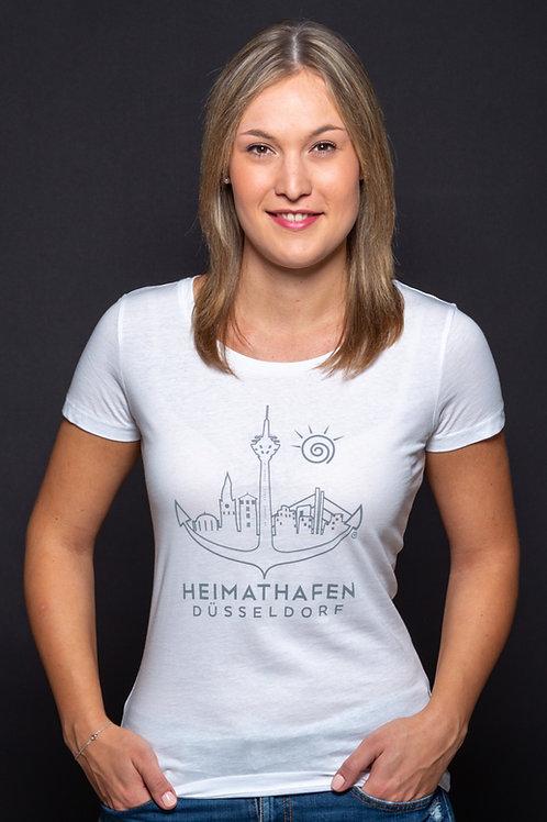 """T-Shirt """"Düssel"""" Frauen"""
