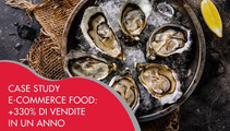 Caso Studio per e-commerce food: +330% di vendite in un anno